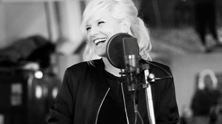 Die Sängerin Ina Müller