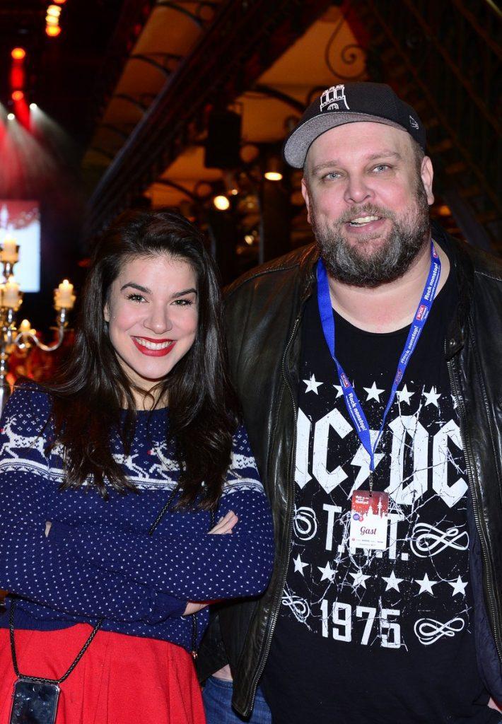 Lilly Roberts und Alex Schmidt