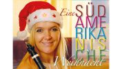 Sabine Grofmeier mit Weihnachtsmütze