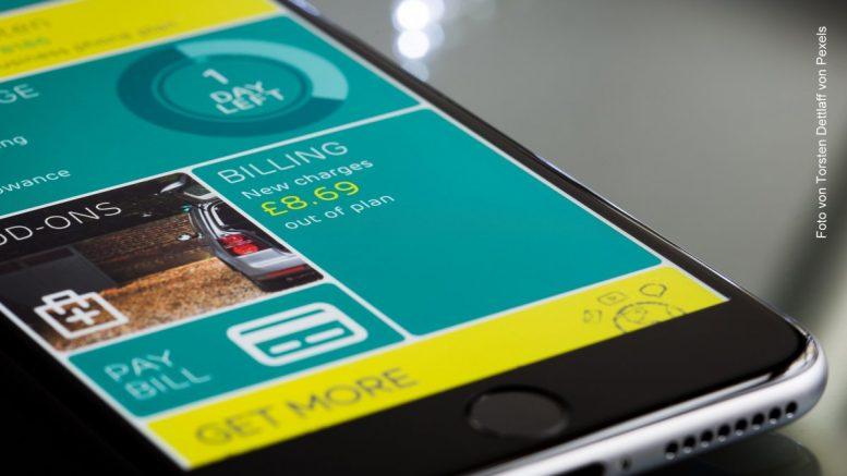 Mobiles Banking