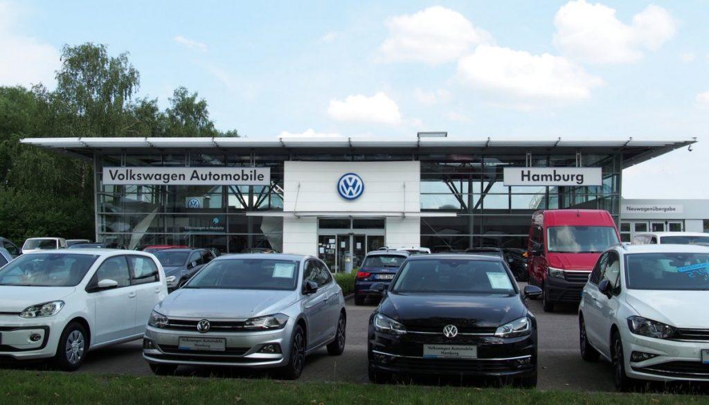 Volkswagen Autohaus in Hamburg Harburg
