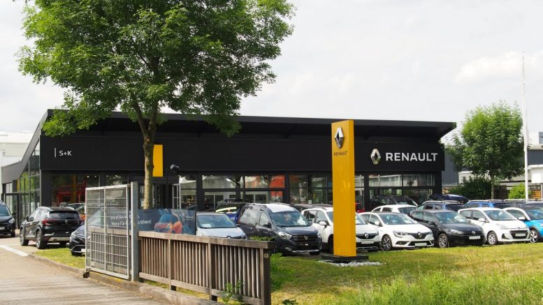 Renault und Dacia Händler in Hamburg Harburg