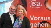 Bernd Aufderheide und Karin Tischer