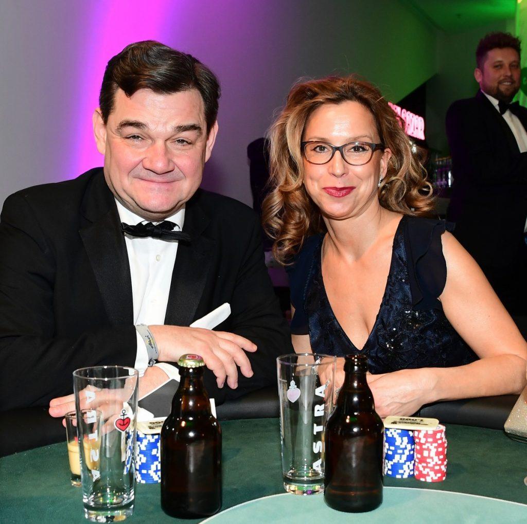 Marcus Weinberg und Carola Veit