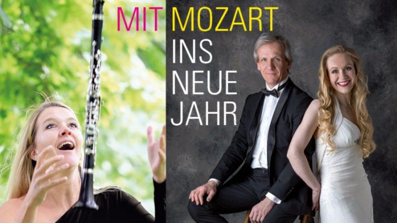 Plakatmotiv: 25. Hamburger-Serenadenkonzert - Sabine Grofmeier mit Eilika und Bernhard Wünsch