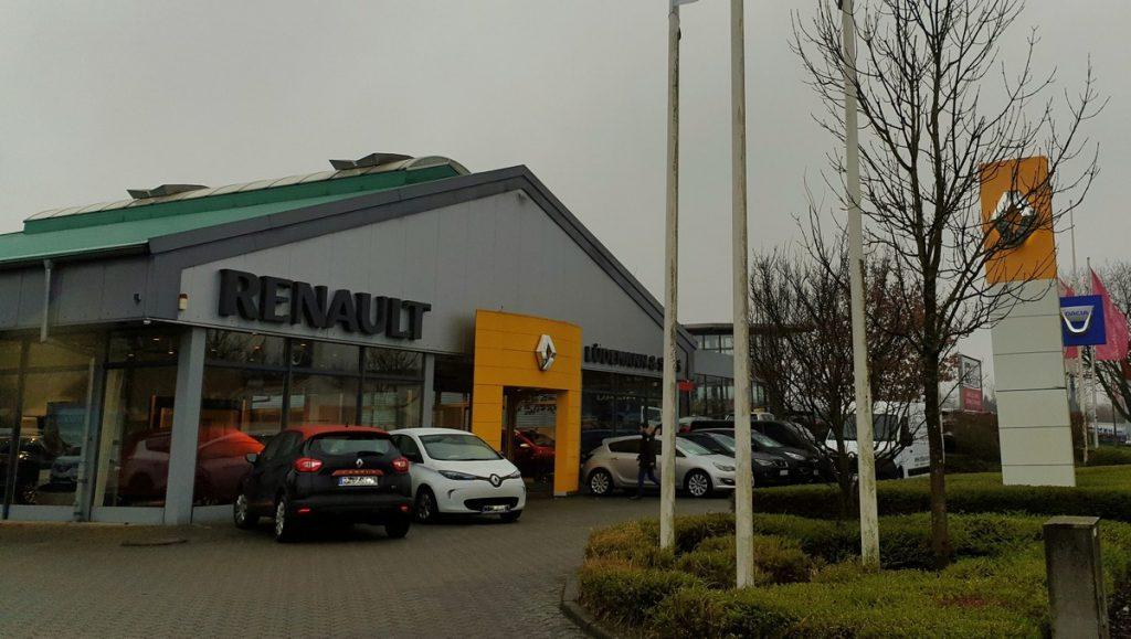 Autohaus Lüdemann & Sens in Ahrensburg