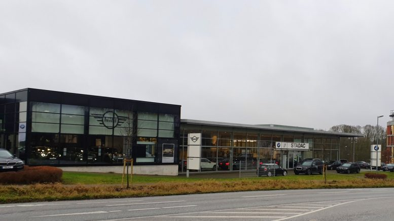 Autohaus STADAC in Ahrensburg