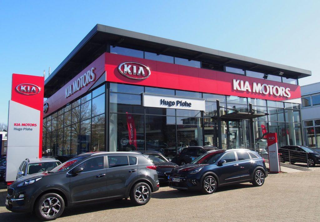 Automeile Friedrich-Ebert-Damm - Hugo Phohe Kia Motors