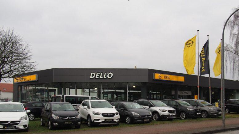 DELLO Autodreieck Nordersted