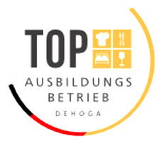 Logo der DEHOGA für gute Ausbildung