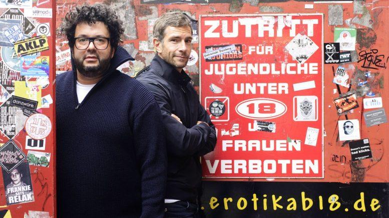 liver Polak und Micky Beisenherz