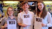 Sieger beim 24. internationalen Calvados-Cocktail-Mixwettbewerb in Deutschland