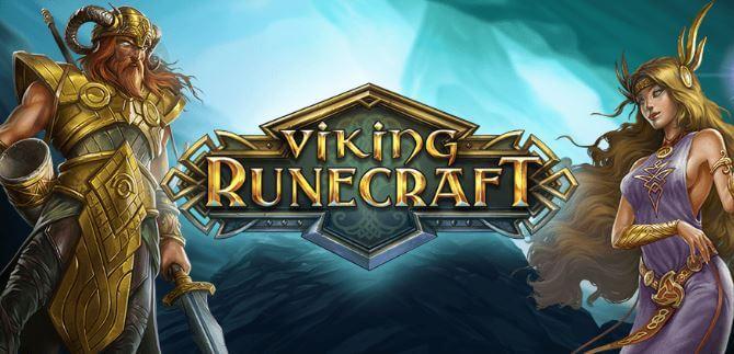 Das Slotspiel Viking Runecraft