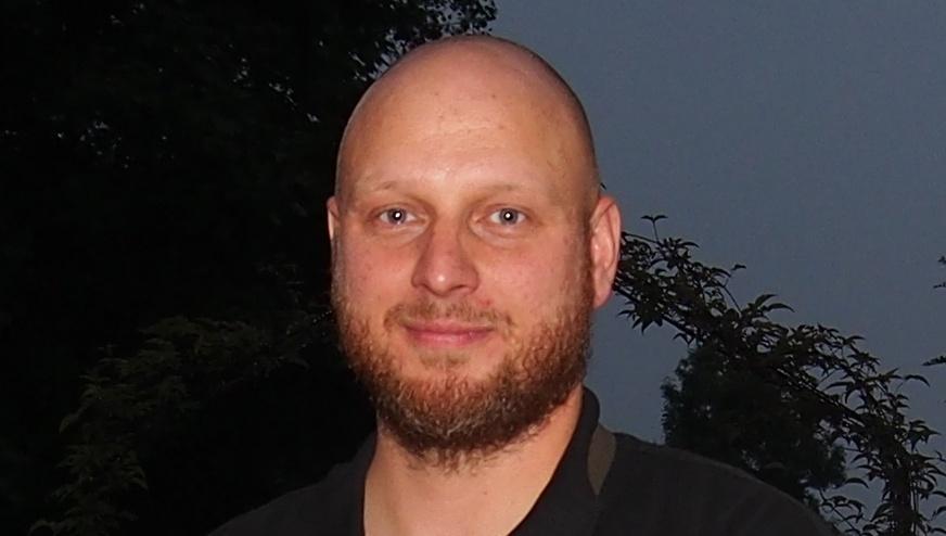 Der Koch Mathias Apelt