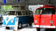 Ein Bulli T1 und T2 bei Auto Wichert
