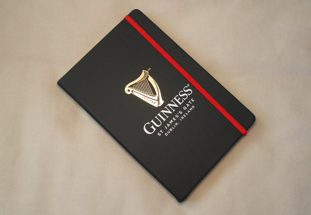 Guinness Sketchbook