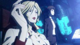 Sinners of the System Anime Filmszene