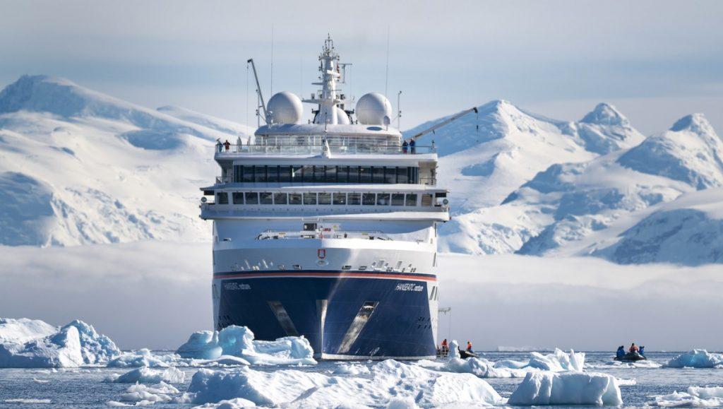 Hanseatic Nature im Eis der Antarktis