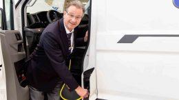 Jens Glathe verabschiedet sich in den Ruhestand