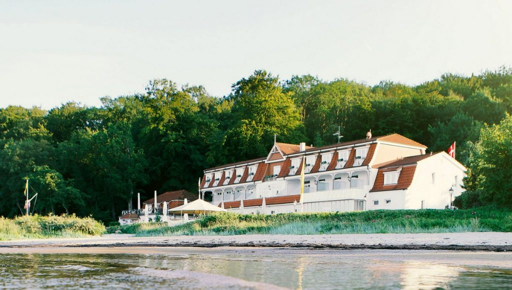 Hotel Wassersleben in Flensburg direkt an der Förde