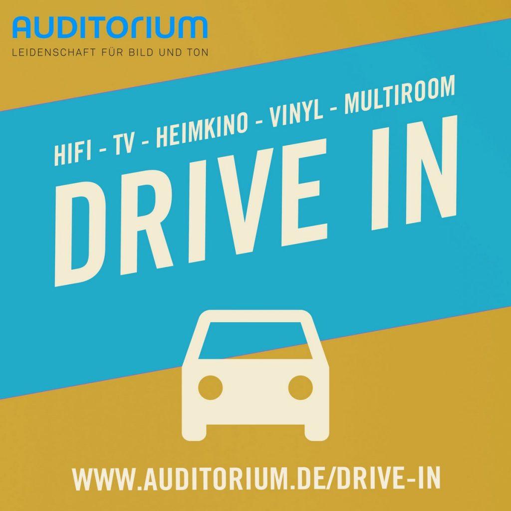 AUDITORIUM HiFi Drive-In Hamburg