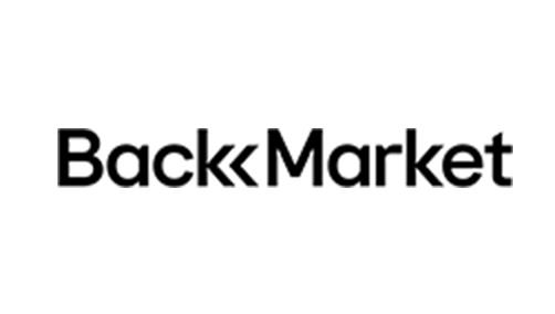 Logo Schriftzug Back Market
