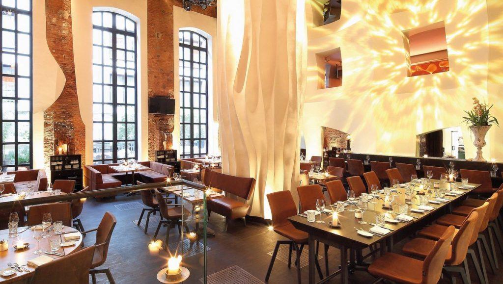 Restaurantansicht vom east Hotel