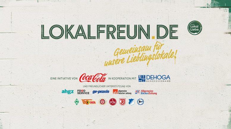 Headerbild von LOKALFRUN.DE mit Unterstützer Firmen