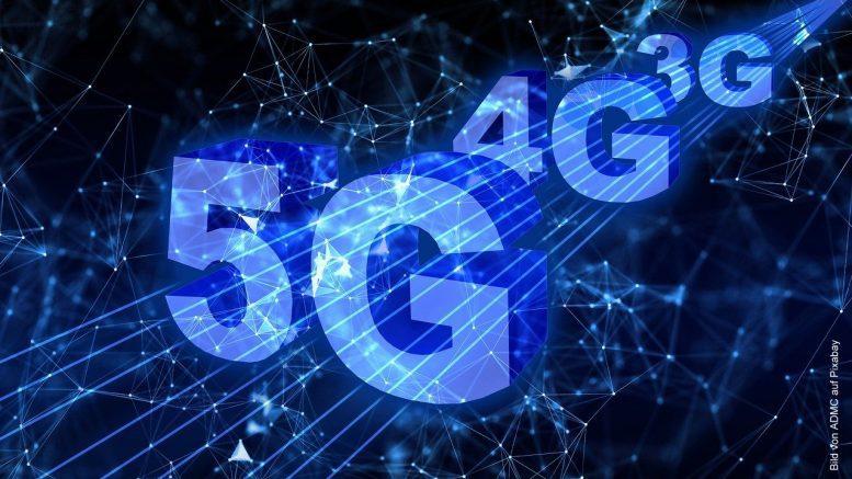 Symbolbild für 5G Internet