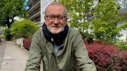 Schauspieler Peter Lohmeyer in Hamburg