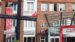 Aussenansicht von Radio ENERGY Hamburg