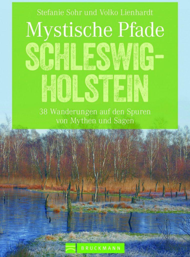 Buchcover Mystische Pfade In Schleswig Holstein