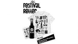 Der Inhalt des fritz Festival Retter Paket 2020