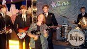 The Beatles als Wachsfiguren