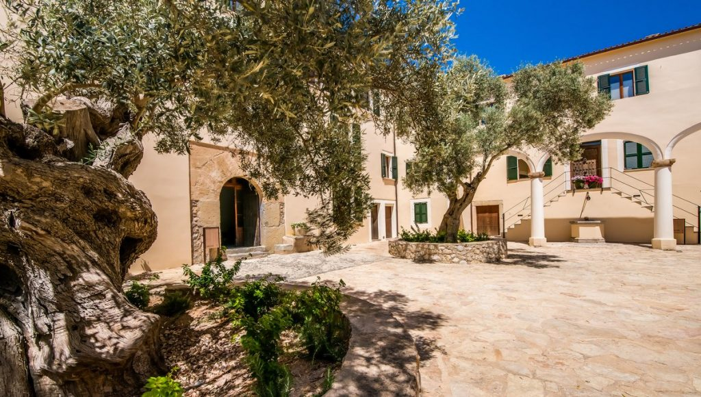 Außenansicht Carrossa Hotel Spa Villas Mallorca
