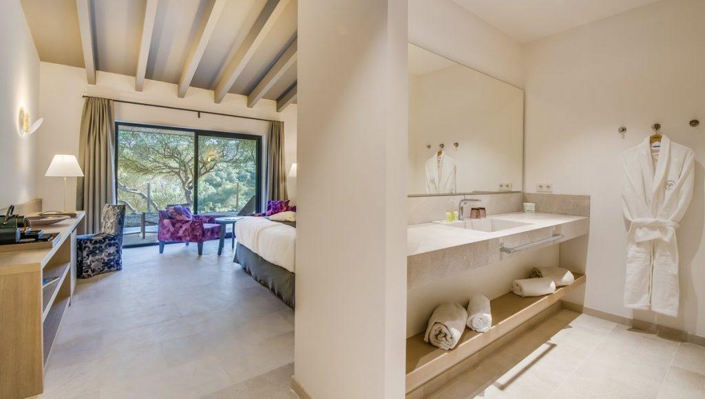 Zimmer im Carrossa Hotel Spa Villas Mallorca