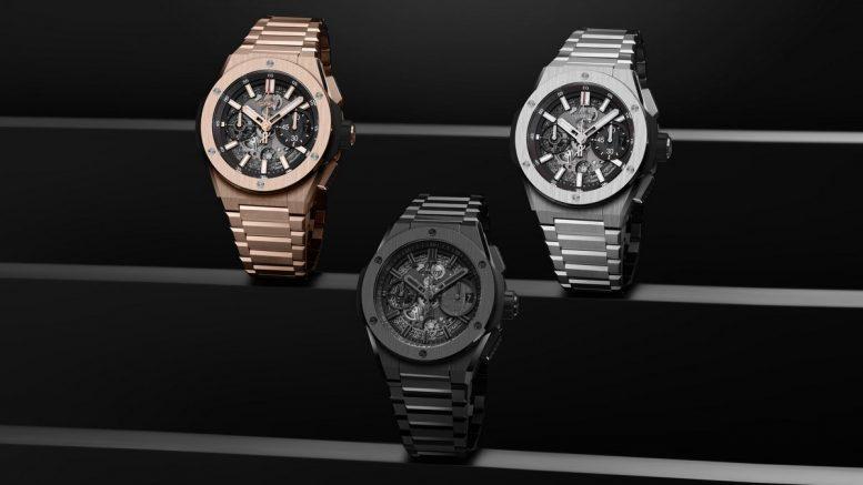 Drei Hublot Uhren