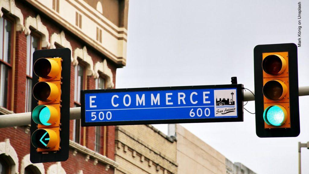 E-Commerce Symbolbild
