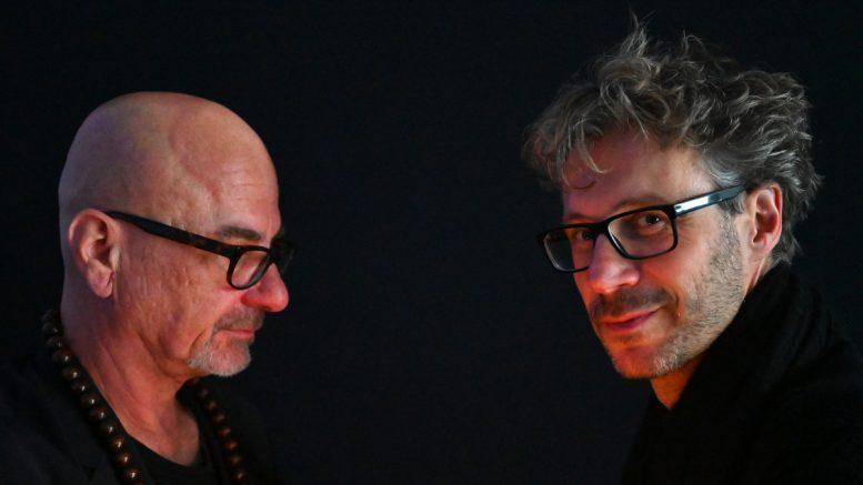 Franck-Thomas Link mit Ulrich Bildstein