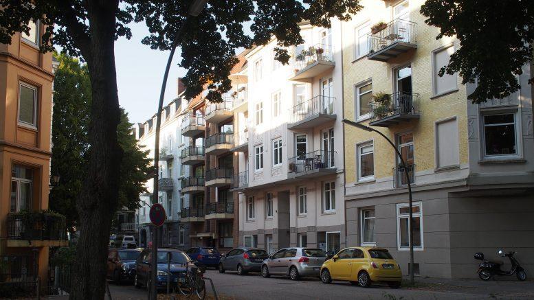 Altbauten in Hamburg Uhlenhorst