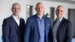 Dustin Dahlmann, Dennis Dahlmann, Henning Sievers von InnoCigs