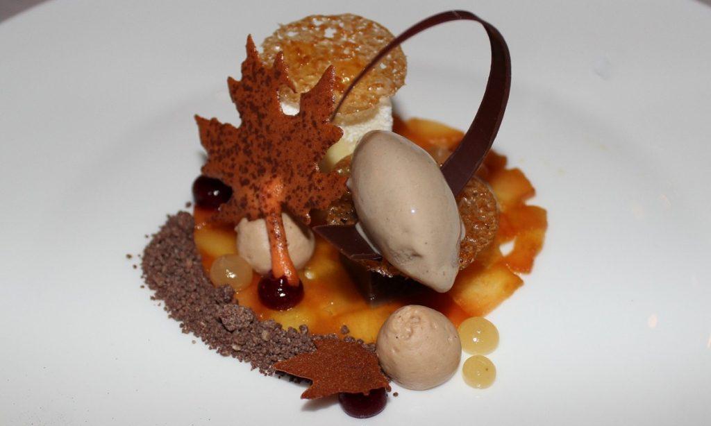 Dessert von Taro Bünemann
