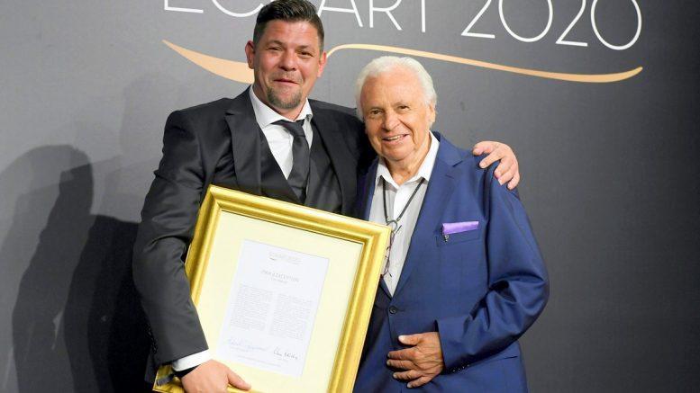 Tim Mälzer mit Eckart Witzigmann