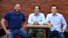 Jens Hoffman, Florian Weins, Niklas Nordmann