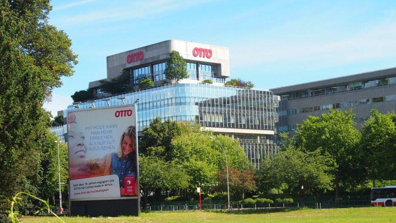 Verwaltungsgebäude von Otto