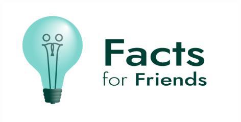 Logo von Facts for Friends