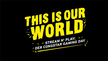 Ankündigung Gaming Day