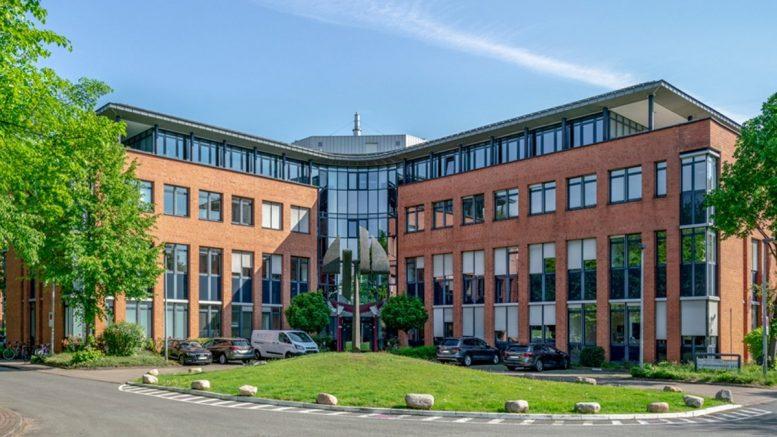 Bürogebäude Airport Center in Hamburg Langenhorn