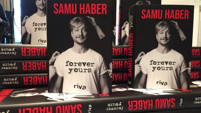 Buchpräsentation Forever Yours