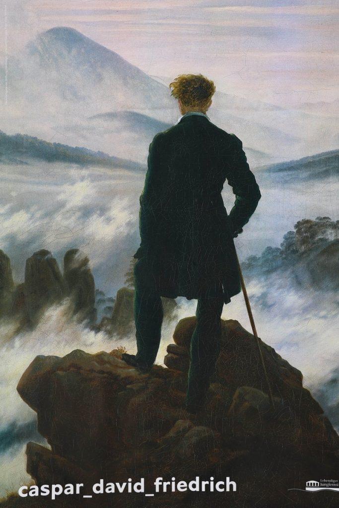 Gemälde von Caspar David Friedrich